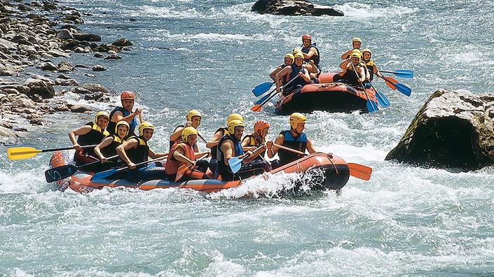 Activities round and about Saalfelden Leogang
