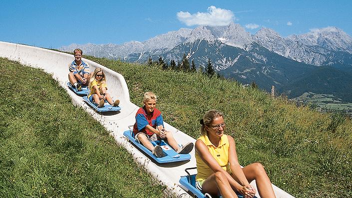 Ausflugsfahrten ins Salzburger Land